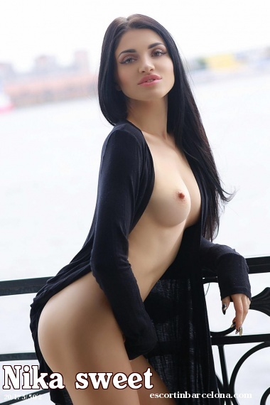 Nika sweet escorts in Barcelona