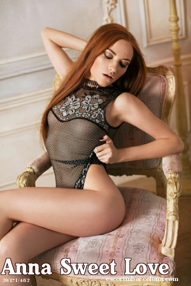 Anna Sweet Love, Russian escort who offers dates in Barcelona