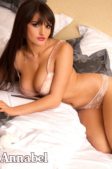 Annabel, Russian escort who offers 69 in Barcelona