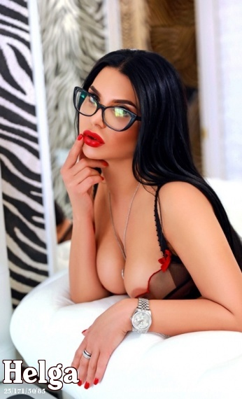 Helga, Russian escort who offers girlfriend experience in Barcelona