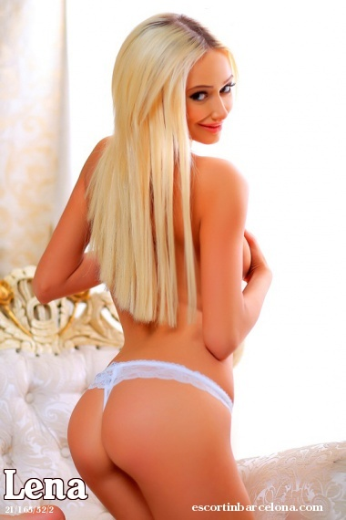 Lena, Russian escort who offers dates in Barcelona