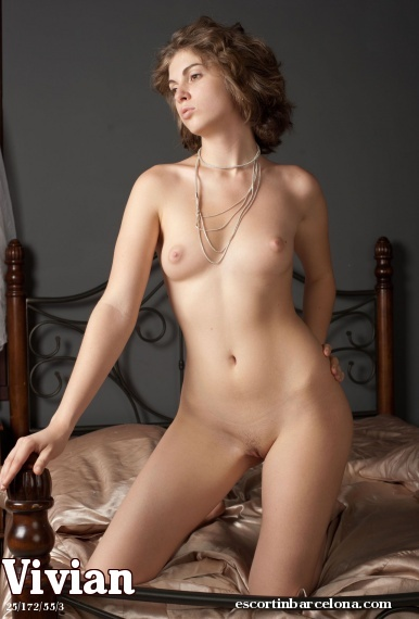 Vivian, Russian escort who offers oral job in Barcelona