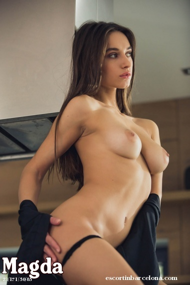 Magda, Russian escort who offers company in Barcelona