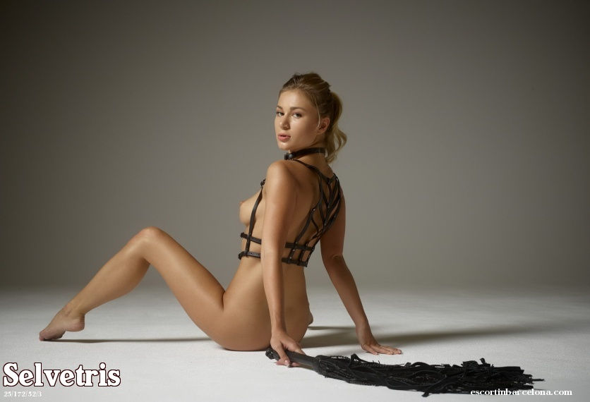 Selvetris, Russian escort who offers 69 in Barcelona