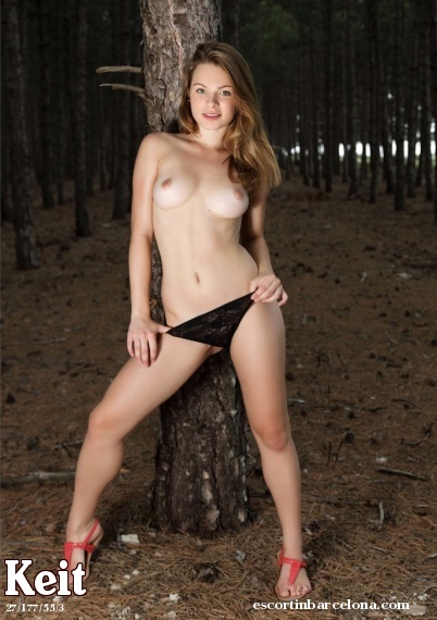 Keit, Russian escort who offers dates in Barcelona