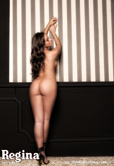 Regina, Russian escort who offers massages in Barcelona