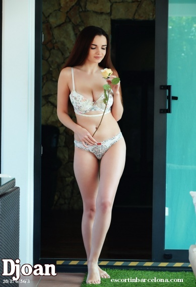 Djoan, Russian escort who offers girlfriend experience in Barcelona
