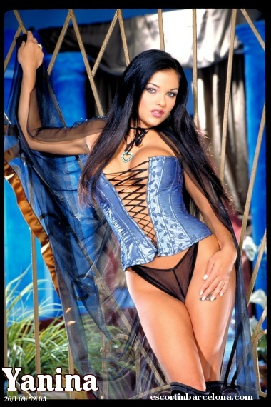 Yanina, Russian escort who offers 69 in Barcelona
