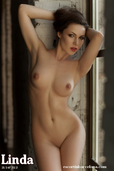 Linda, Russian escort who offers 69 in Barcelona
