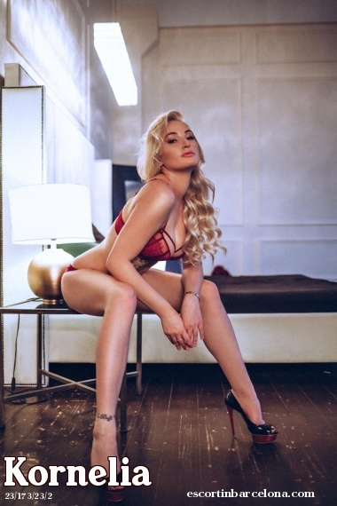 Kornelia, Russian escort who offers dates in Barcelona