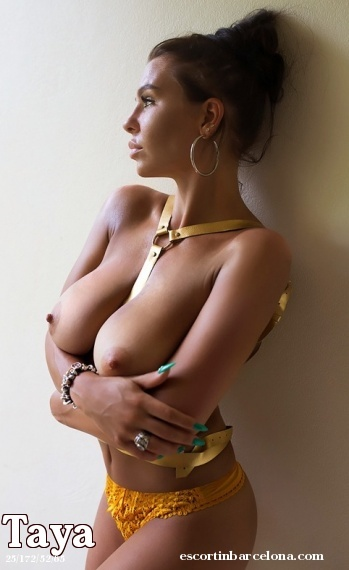 Taya, Russian escort who offers kamasutra in Barcelona