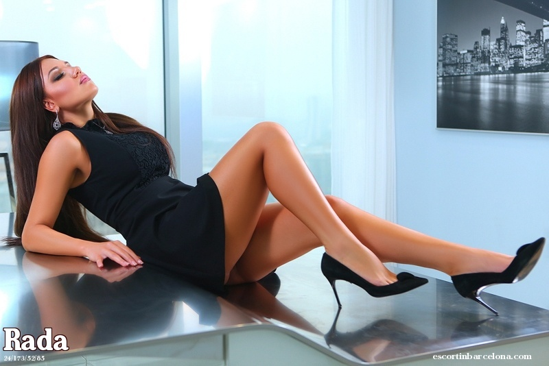 Rada, Russian escort who offers dates in Barcelona