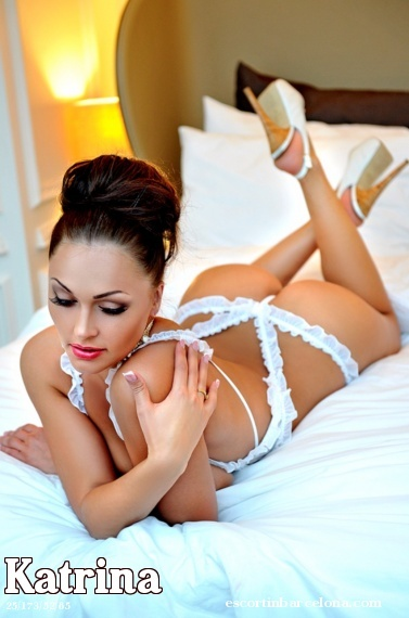 Katrina, Russian escort who offers oral job in Barcelona
