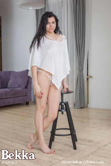 Bekka, Russian escort who offers girlfriend experience in Barcelona