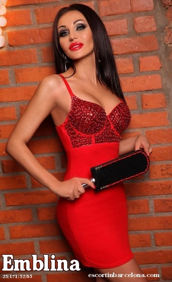 Emblina, Russian escort who offers dates in Barcelona