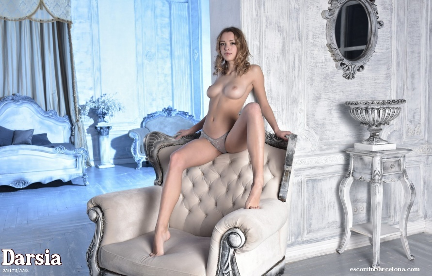 Darsia, Russian escort who offers dates in Barcelona