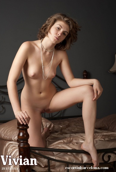 Vivian, Russian escort who offers 69 in Barcelona