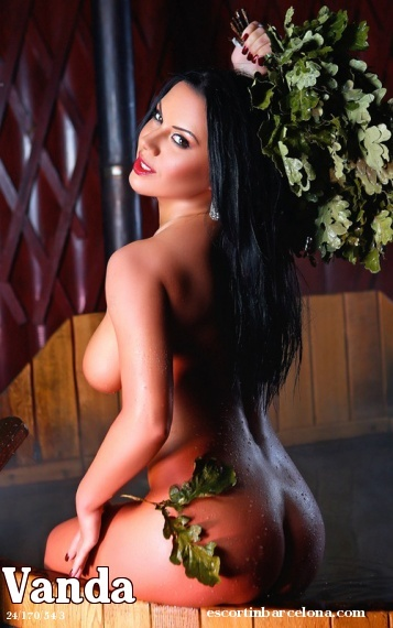 Vanda, Russian escort who offers dates in Barcelona