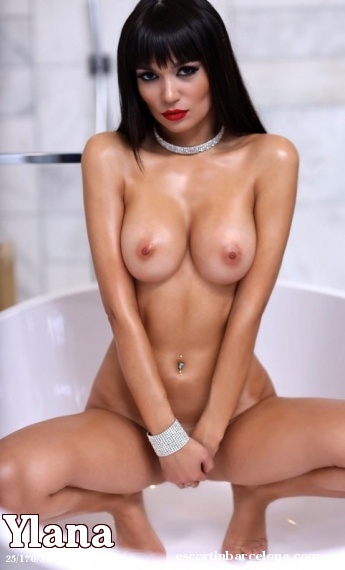 Ylana, Russian escort who offers oral job in Barcelona