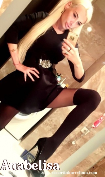 Anabelisa, Russian escort who offers 8 in Barcelona