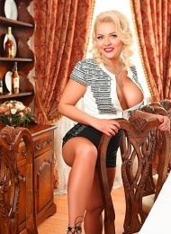 Svetlana, 23 years old Russian escort in Barcelona