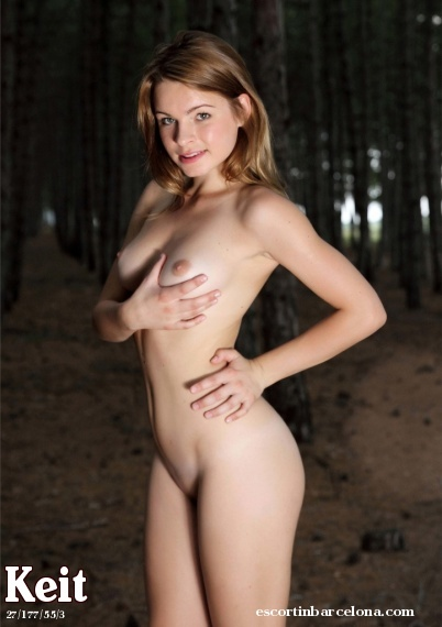 Keit, Russian escort who offers 69 in Barcelona